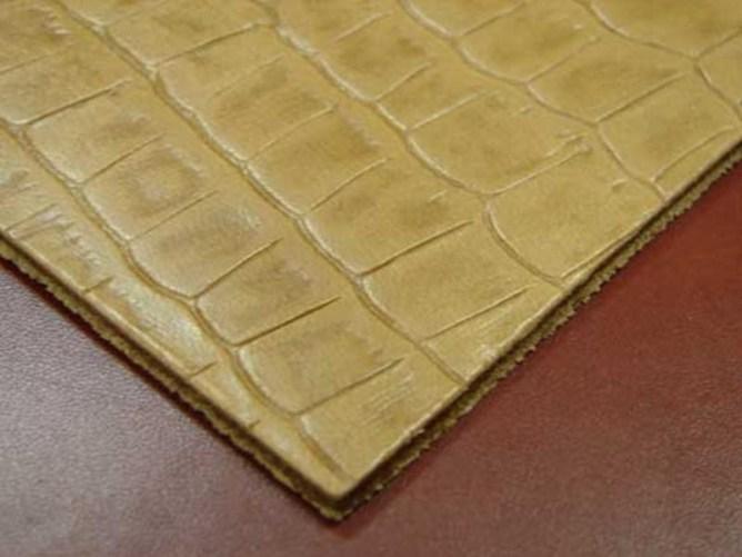 кожаная плитка квадратная