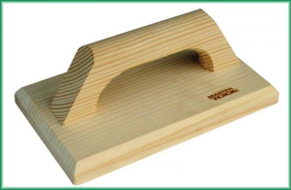 Терка деревянная