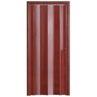 Дверь-гармошка Стиль «Итальянский орех»