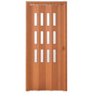 Дверь-гармошка Фаворит «Груша Карат»