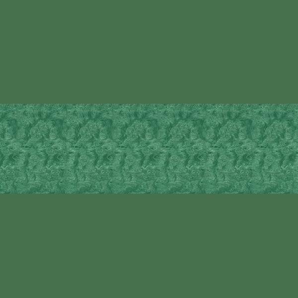 """Фартук для кухни из ABS пластика """"Малахит зеленый"""""""