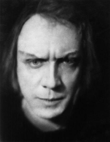 М.А. Чехов – Гамлет («Гамлет» Уильяма Шекспира, МХАТ 2‐Й, 1924). РГАЛИ