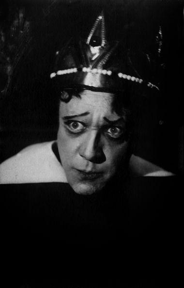 М.А. Чехов – Эрик («Эрик XIV» А. Стриндберга, Первая студия МХТ, 1921). РГАЛИ