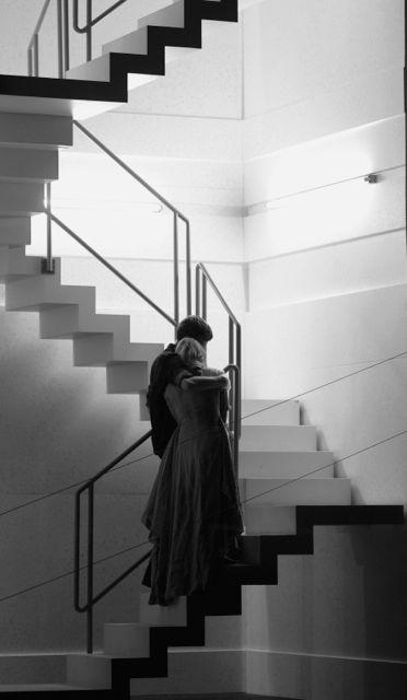 Сцена из оперы «Написано на коже» Джорджа Бенджамина в постановке Кэти Митчелл, фестиваль в Экс-ан- Провансе, 2012