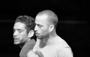 Эльдад Бен Сассон и Михаэль Гетман, «Лицом к лицу», хореография Михаэля Гетмана, 2012