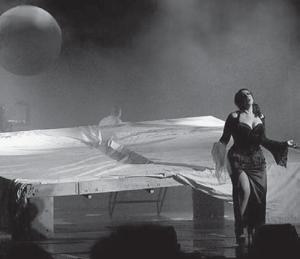 «Мария де Буэнос- Айрес» Пьяццоллы, режиссер Джулиано Ди Капуа, «Театро Ди Капуа» и АХЕ, Санкт-Петербург, 2008