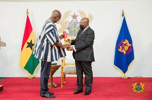 Photo of MMDCEs: Akufo-Addo submits finalised list to Dan Botwe to announce