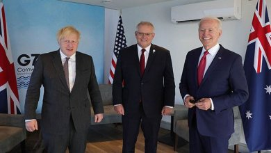 Photo of UK, US and Australia launch pact to counter China