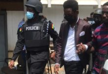 Photo of Shatta Wale shooting stunt: 'Jesus Ahoufe' to reappear in court today after 5-day remand