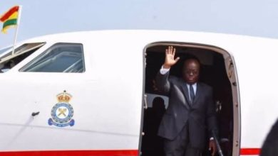 Photo of 5 NDC MPs file motion to probe Akufo-Addo's use of chartered flights for foreign travels