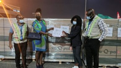 Photo of COVID-19: Ghana receives 756,000 more doses of Johnson & Johnson vaccine