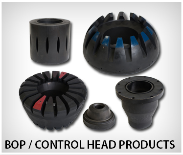 Oteco BOP and Control Head Products