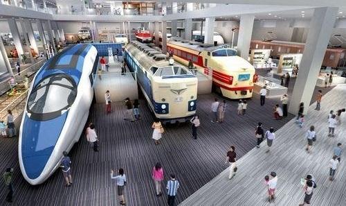 京都鉄道博物館の開館日はいつなのか?