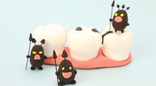 唾液の働き 虫歯予防