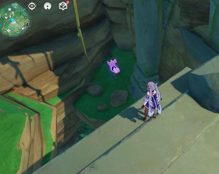 10 Electroculus за руинной стражей внутри запечатанных ворот в игре