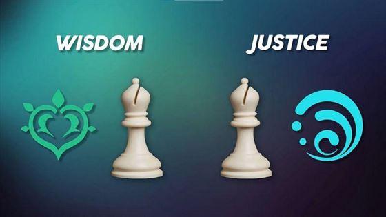 IslandXD о важности шахматных фигур в определении роли Архонта в Genshin Impact