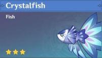 Кристальная рыба