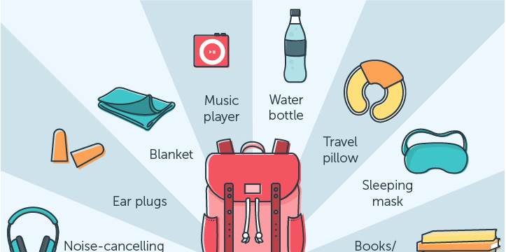 What to Bring on Board - Work The World - Pinterest