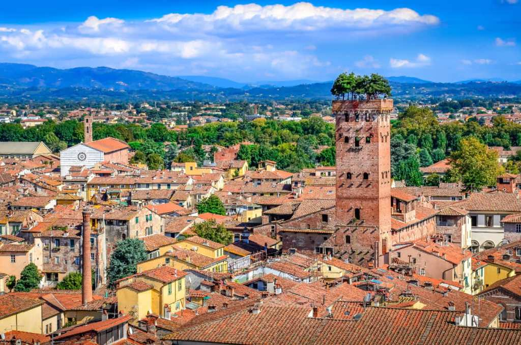 Guinigi Tower in Lucca: Most Photographed Places in Italy ranked 127
