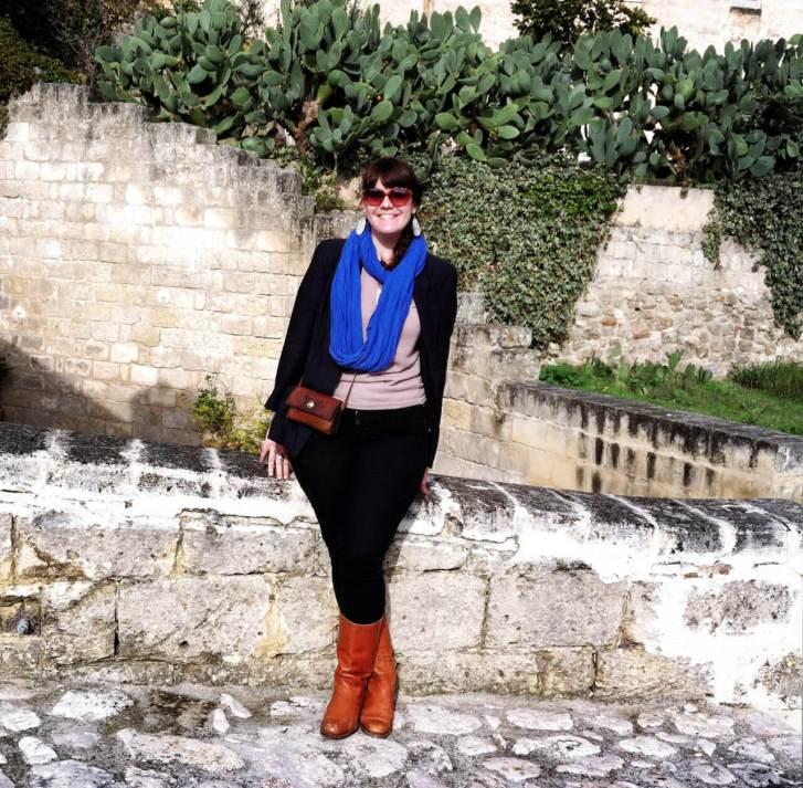 In Matera, Italy
