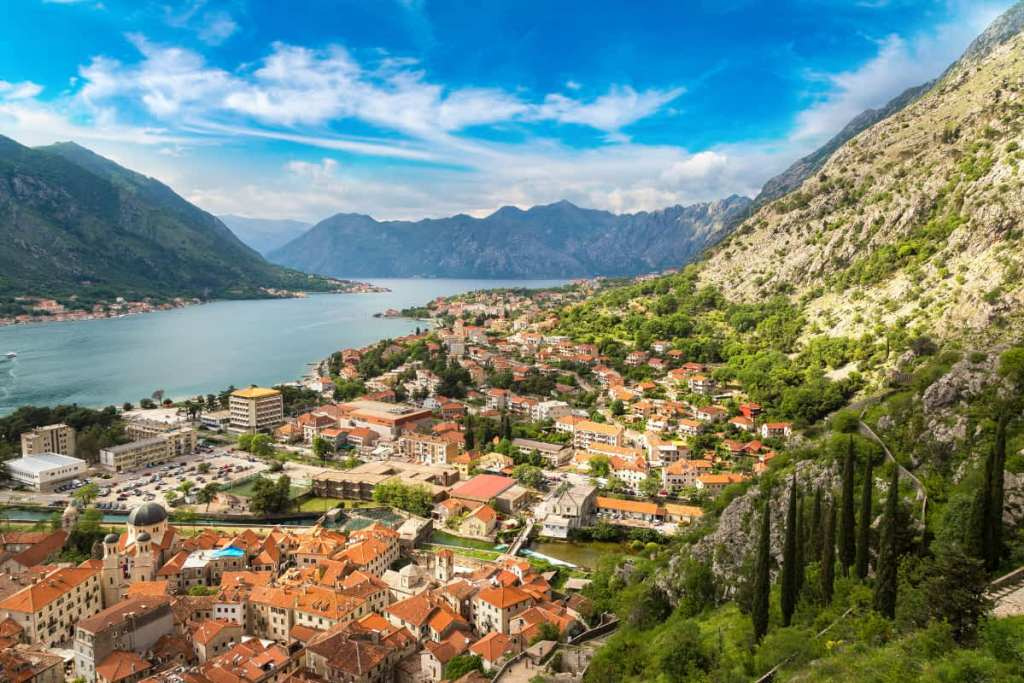 One of the best places to visit in Montenegro? Kotor Bay