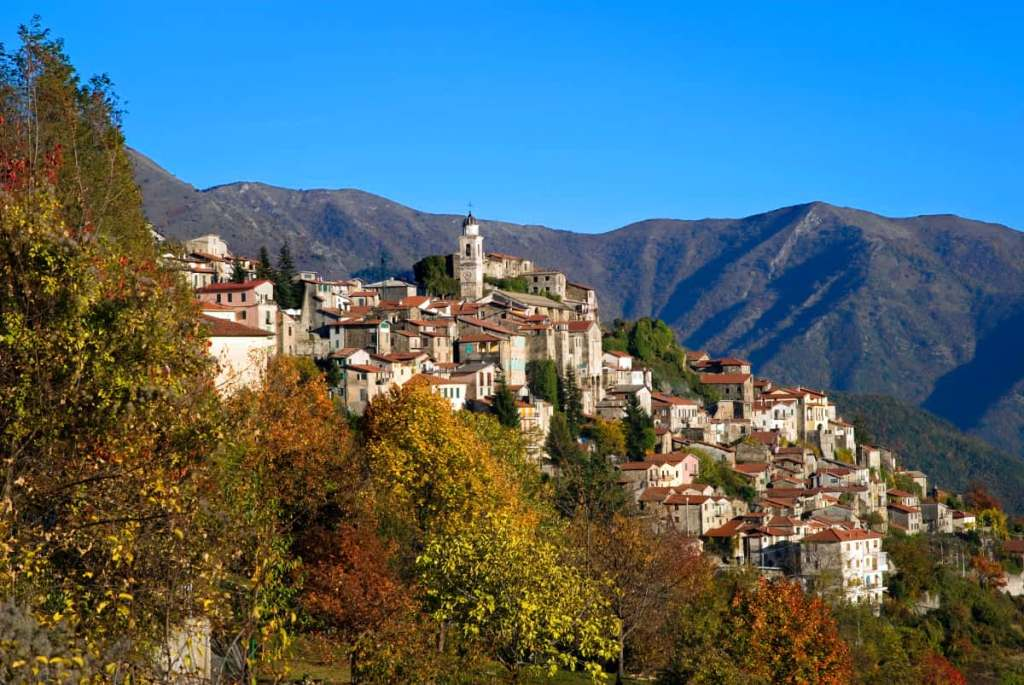 Spooky places to visit in Italy: Triora