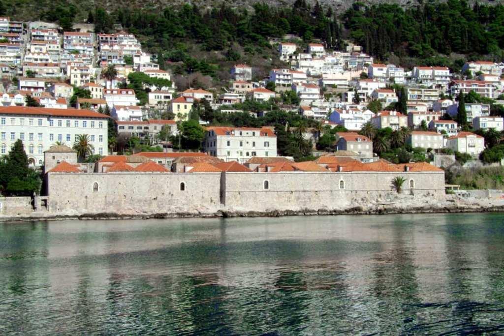 Dubrovnik lazaretto