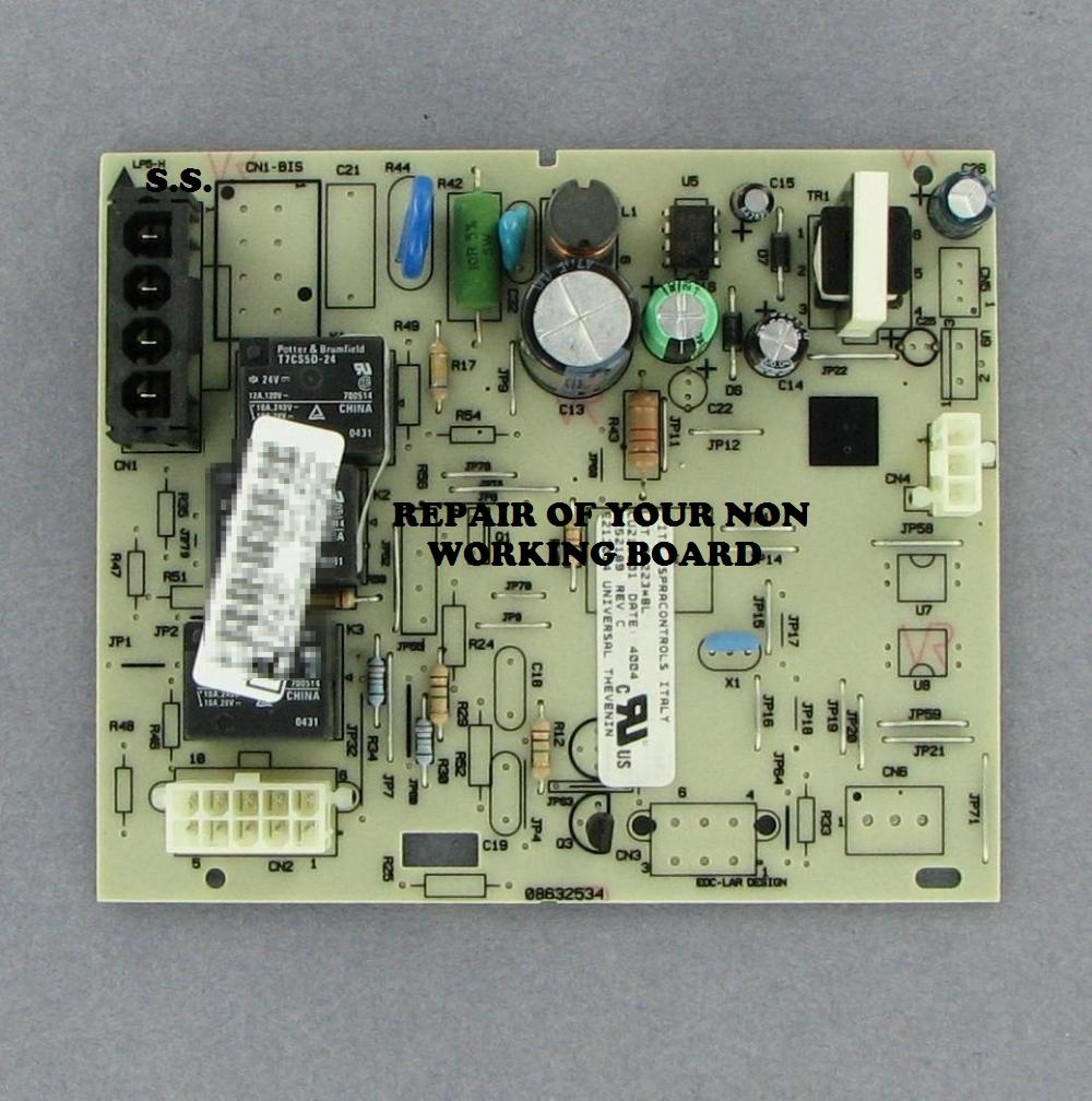 Circuit Board Schematic Diagram 61005274. . Wiring Diagram on