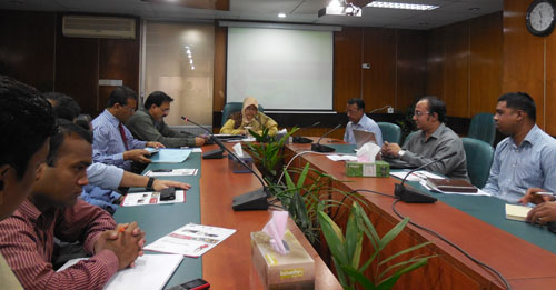 P-EPB Meeting
