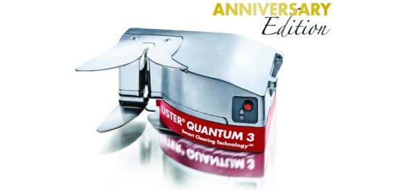 USTER® QUANTUM 3 Anniversary Edition – The passport to a new world of yarn quality