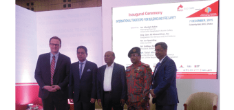 The 3rd International Trade Expo for Building and Fire Safety-2015 Has Begun