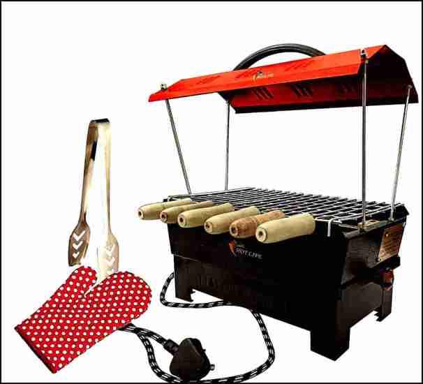 double purpose grill