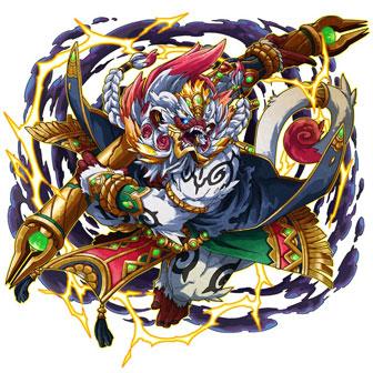 オセロニア [白猿神]ハヌマーン