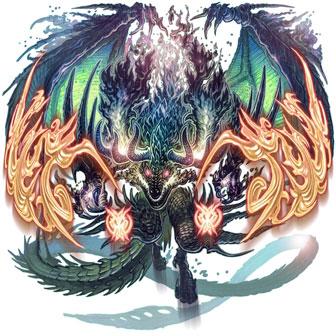 オセロニア [衝壁竜]オルグドラゴン