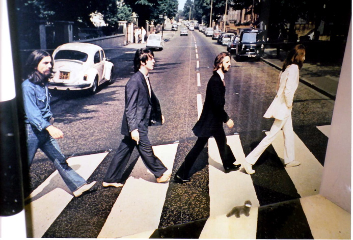 Abbey Road Otter