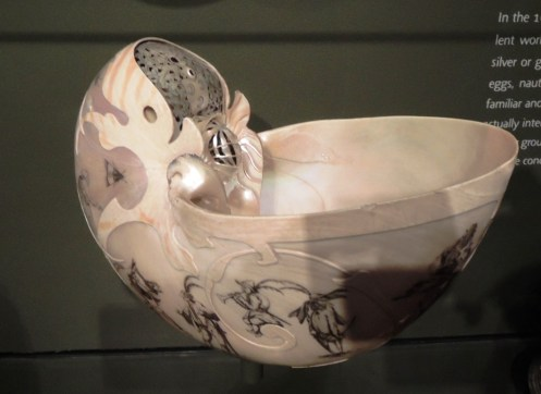 Nautilus cup, The Netherlands, 1659