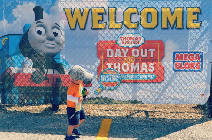 Review of Day Out With Thomas at the Illinois Railway Museum