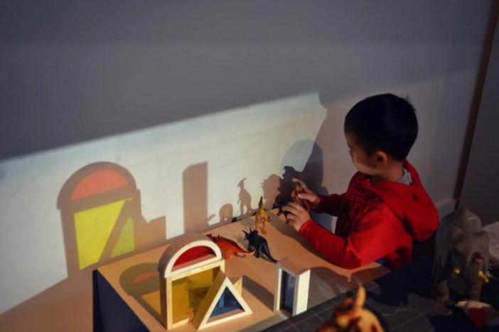 Kohl Children's Museum - Build It! - CastShadows2