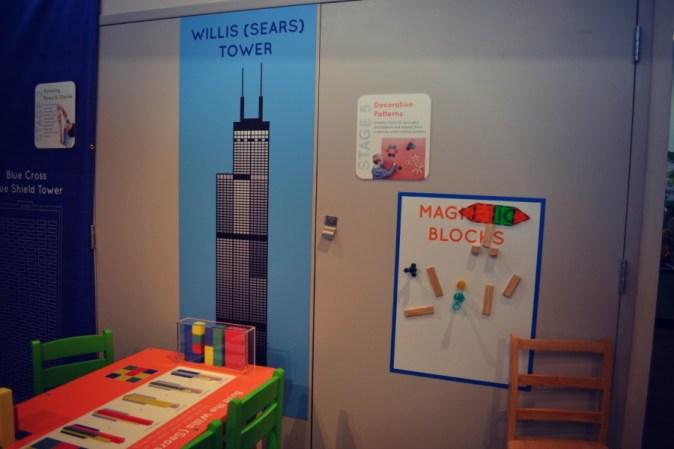 Kohl Children's Museum - Build It! - Willis Tower