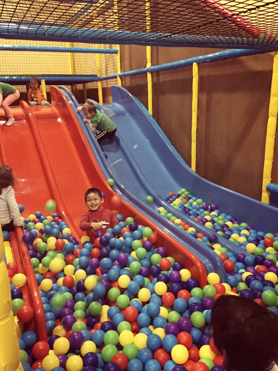 Family Fun Review Letting Loose At Adventure Playland In