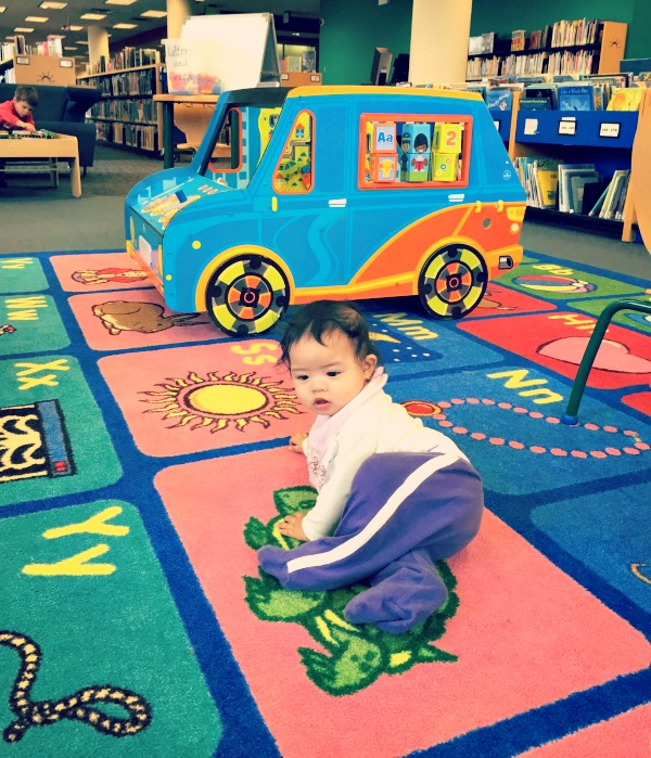 Algonquin Area Library Playcar
