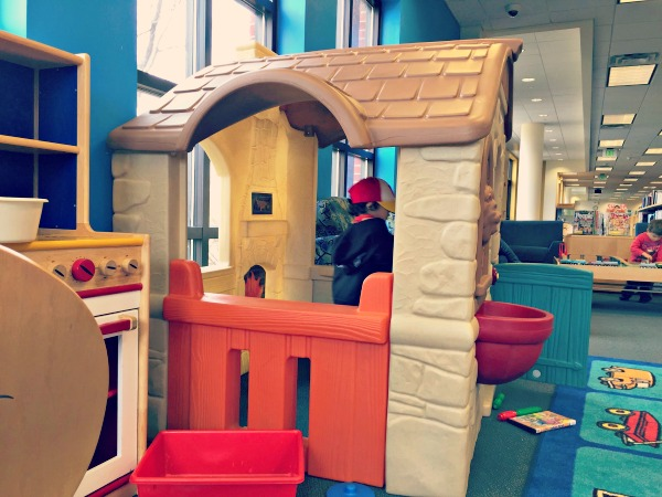 Algonquin Area Library Playhouse