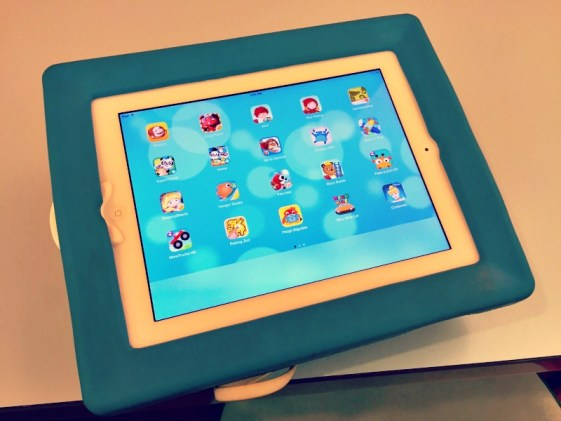 Arlington Heights Library iPads