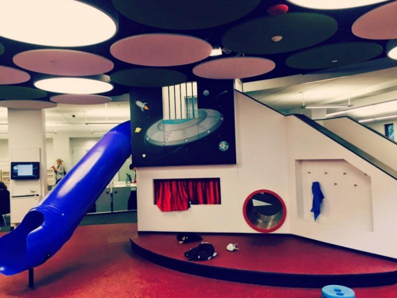 Barrington Area Library Slide