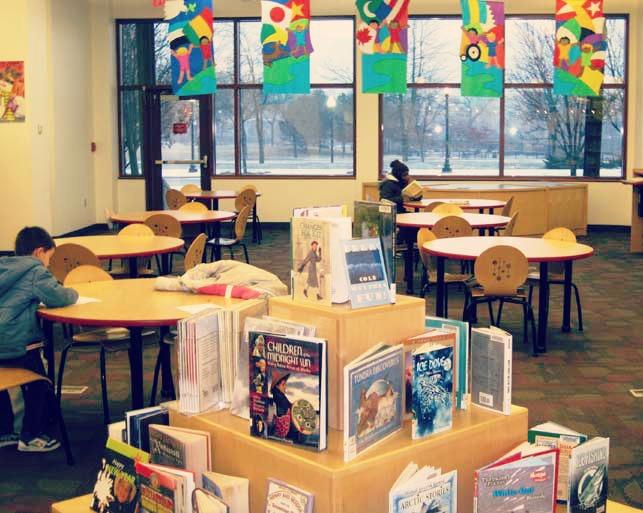 Gail Borden Library Elgin KidSpace