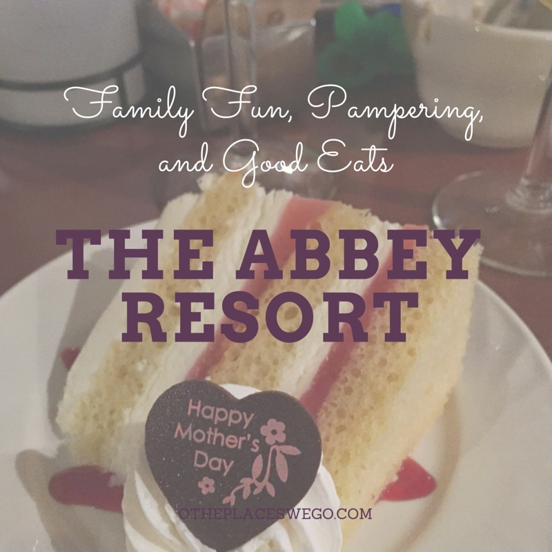 Mothers celebrated at The Abbey Resort #LakeGeneva