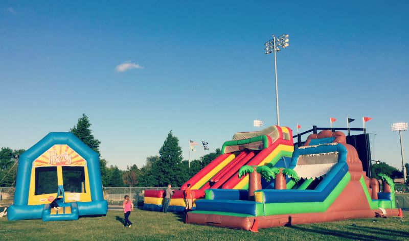 Schaumburg Boomers Kids Area