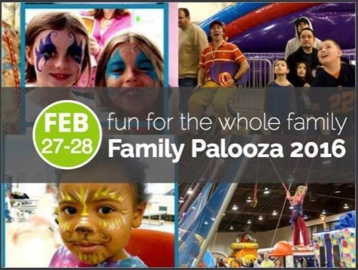 GIVEAWAY: Win 4 tickets to Chicago Family Palooza Feb 27 – Feb 28