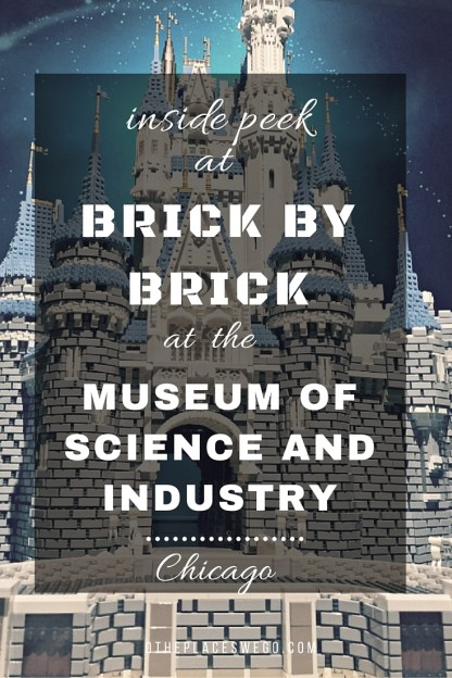A review of Brick by Brick at the Museum of Science and Industry. Marvel at 12 replicas of famous buildings -- all built with LEGO!