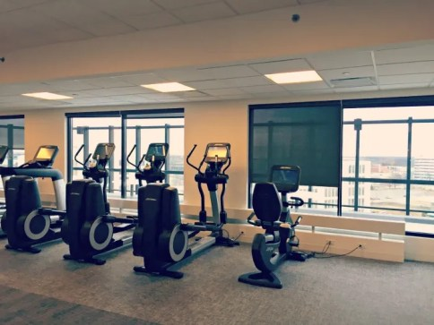 Le Meridien Chicago Oak Brook Fitness Center